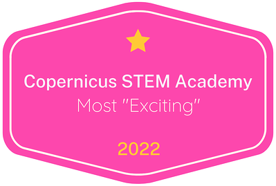 2022 Most 'Exciting' badge for Copernicus STEM Academy  in Austin