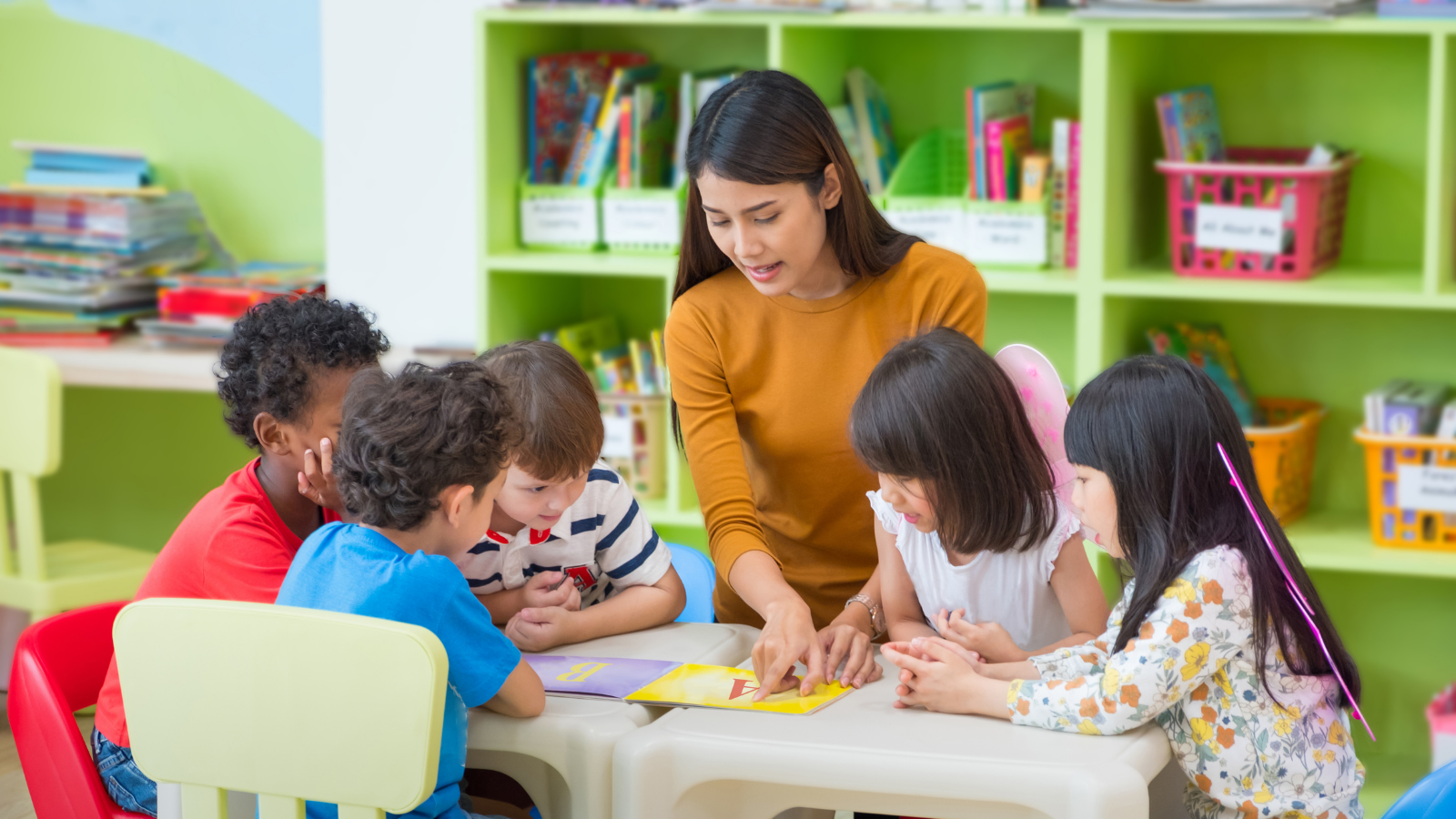 101 Ideas for Boosting Staff Engagement at Your Childcare Center or Preschool