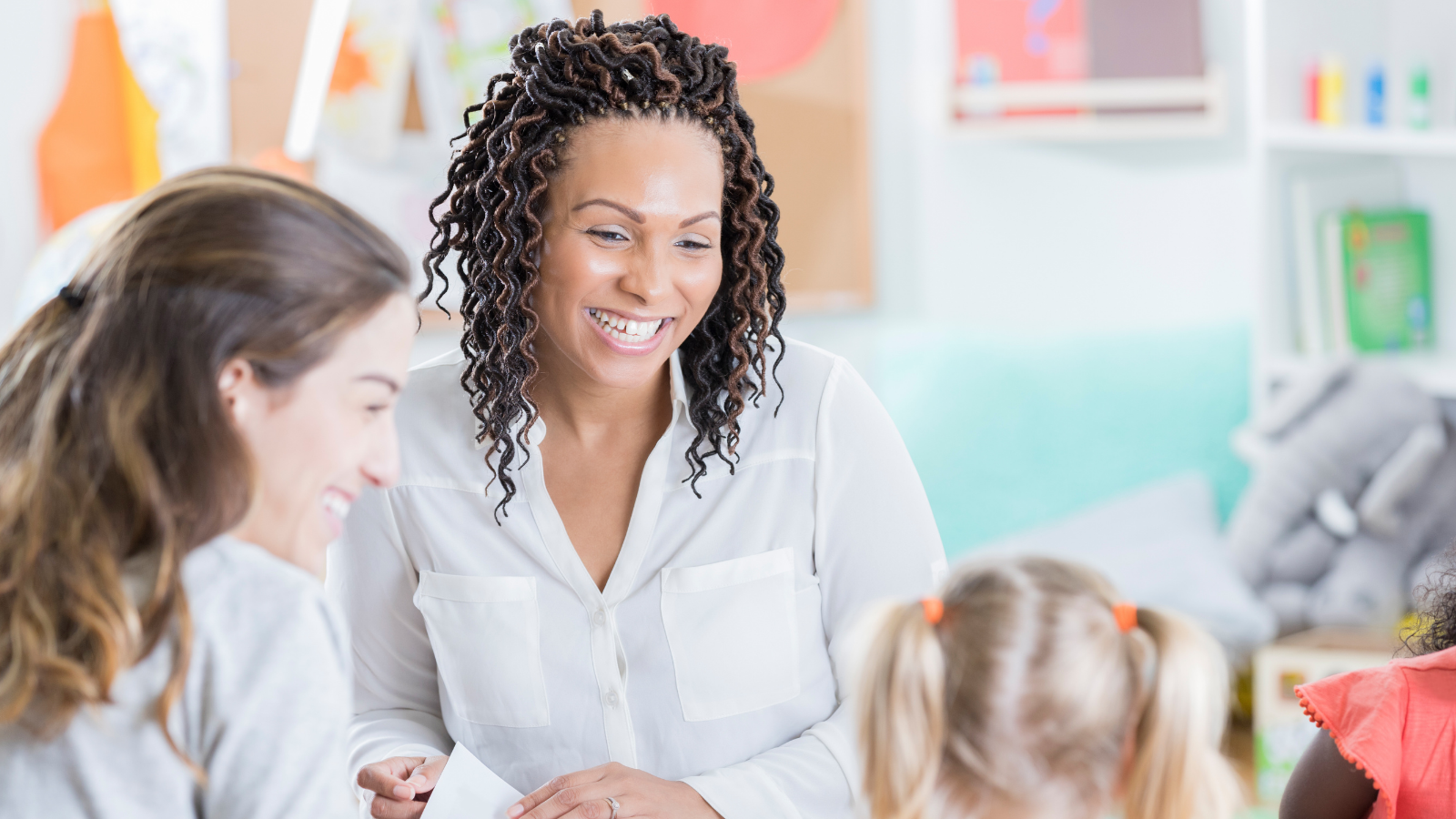 How to Welcome Families Back to In-Person Childcare