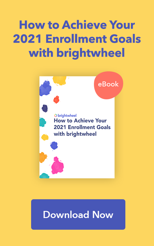 How to Achieve Your 2021 Enrollment Goals with brightwheel
